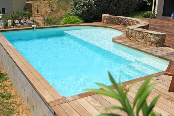 Prix travaux guide travaux for Prix construction piscine
