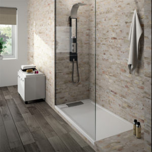 douche italienne dimension