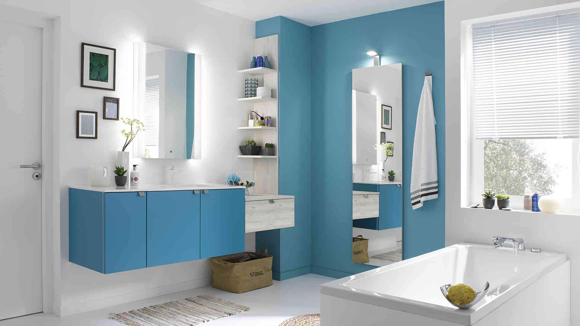 Alternative Carrelage Mural Salle De Bain prix salle de bain | tarif moyen et devis gratuit en ligne