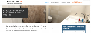renovation salle de bain nimes